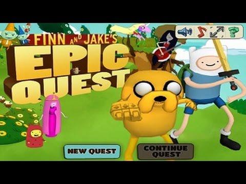 Время приключений игры с Джейком и Фином Игры