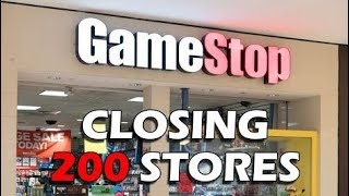 GameStop closing stores: is the end near?