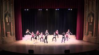 The Butterfly Lovers Uchicago Cusa Show 2017