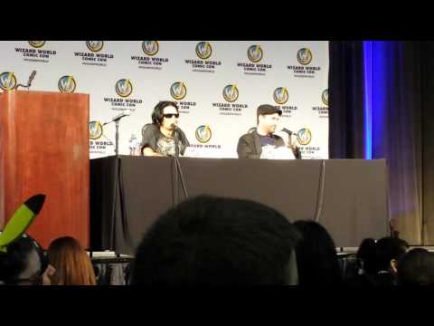 Corey Feldman talks Goonies 2 at Wizard World Tulsa Comic Con 2014