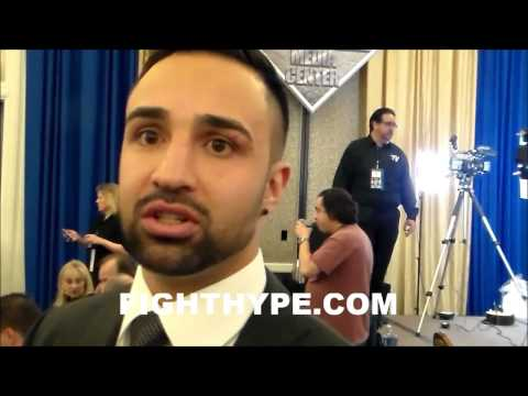 PAULIE MALIGNAGGI ON CANELOS STOPPAGE OF ANGULO IM TORN ON IT