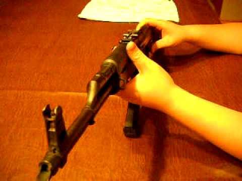 Wasr 10-63 AK-47