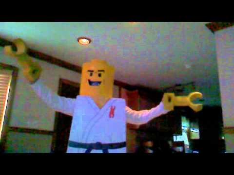Lego man singing Superme vagina