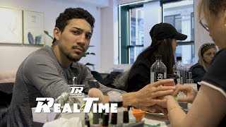 Terence Crawford, Teofimo Lopez spend quality time with their loved ones | Top Rank Real Time