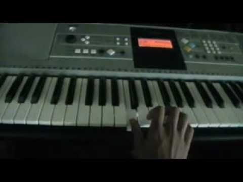 Aande Londe - Ivan Megharoopan - Keyboard video