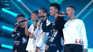 United Vibe Live Shows Full Clip S15E15 The X Factor UK 2018