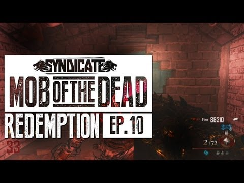 "'Mob Of The Dead' ""INTENSE TRAINING"" Live w/Syndicate (Part 10)"