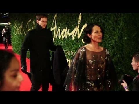 Lady Amanda Harlech - Isabella Blow Award for Fashion Creator (British Fashion Awards, 2013)
