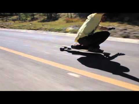Longboard Mexico: Monterreal Woods