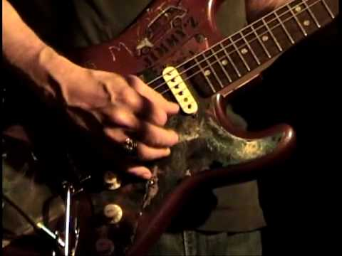 ERIC CULBERSON - RED HOUSE (Hendrix Cover) Stratocaster