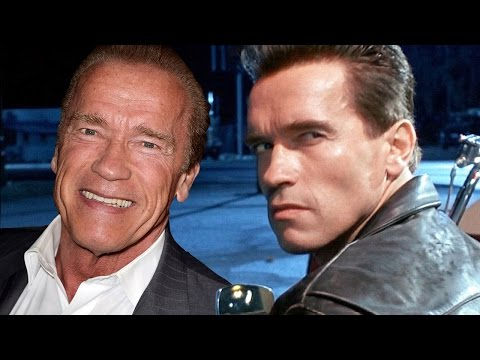 Terminator 5 Genisys Aged Arnold Explained