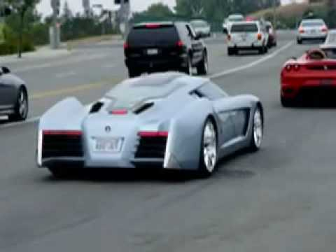 Jay Leno's Eco Jet Accelerate