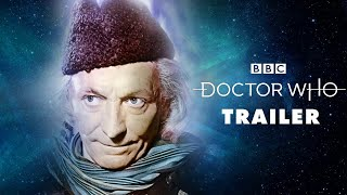 Doctor Who: Season 1 - TV Launch Trailer (1963-1964)