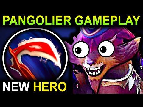 DESOLATOR PANGOLIER - DOTA 2 PATCH 7.06 NEW META PRO GAMEPLAY (MID ONLY)