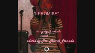 I PROMISE- christian wedding song
