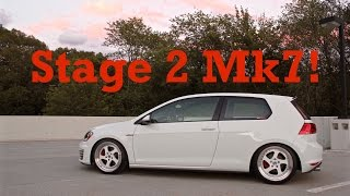 fineTUNED: Low and Quick APR Stage 2 Mk7 GTI!