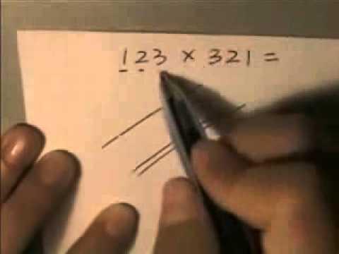 Cara lain menghitung perkalian