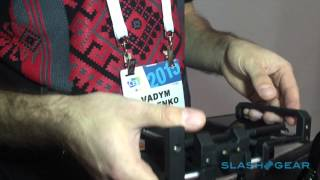 BeastGrip Pro (prototype) hands-on