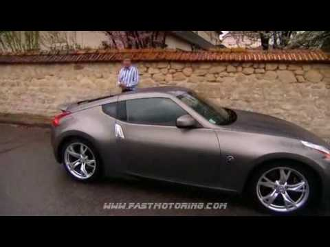 Nissan 370z Review by Fifth Gear