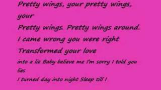 Download Lagu pretty wings by maxwell lyrics by claire Gratis STAFABAND