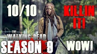 The Walking Dead Season 9 Episode 14 - Scars - Video Review!