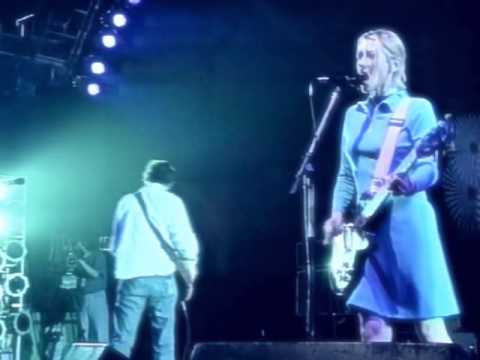 Sonic Youth - Washing Machine (Live 1996)