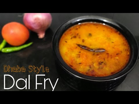 होटल जैसी दाल फ्राई तड़का-Dal Tadka Punjabi-Authentic Dal Fry Restaurant Style-Aradhana's Cooking Sh