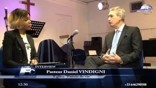 Pasteur Daniel Vindigni reçoit Benny Hinn à Nice en France