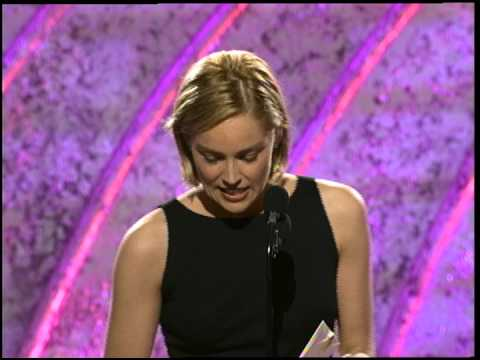 Golden Globes 1996 Sharon Stone Best Actress