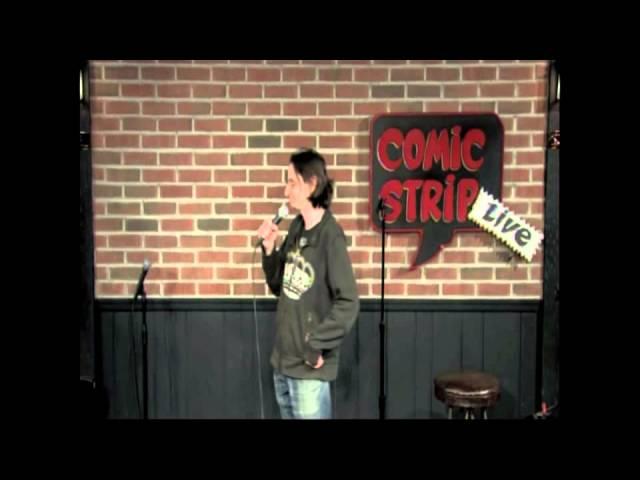 Jordon Ferber at Comic Strip Live - Feb 2013