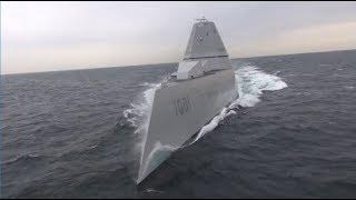 Future USS Michael Monsoor (DDG 1001) Completes Acceptance Trials