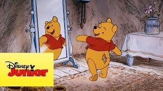 La gimnasia de Pooh   Mini aventuras de Winnie the Pooh