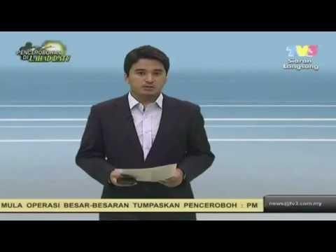 Lahad Datu SABAH 2013  (Latest NEWS)