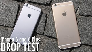 iPhone 6 ve iPhone 6 Plus düşme testi