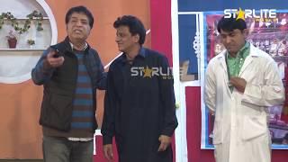 """Gori Tere Thumke"" Funny Stage Drama Clip | Starter Halao | Asif Iqbal Pheena, Shahid Khan New Drama"