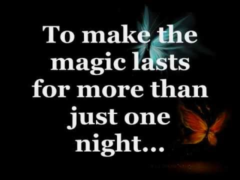 Just Once (lyrics) - James Ingram video