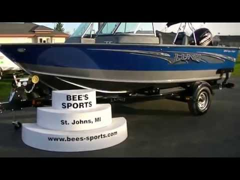 2016 Lund 1800 Sport Angler www.bees-sports.com