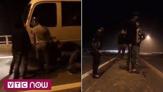 'Trẻ trâu' chặn đường cướp xe táo tợn