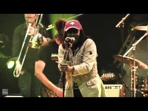 Alpha Blondy & Solar System - Live at Afro-Pfingsten Festival 2011