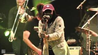 Alpha Blondy, Wish you were here @ Afro-Pfingsten Festival 2011