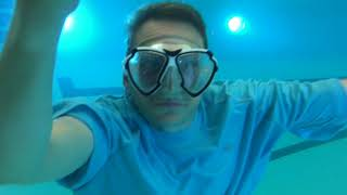 4K video - Swimming UnderWater - iPhone 6S Plus and $15 Yosh Underwater Case