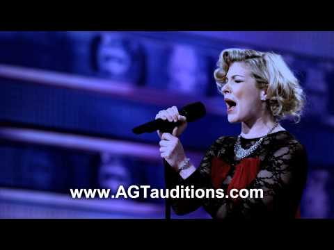 Emily West Explains How Auditioning for AGT Changed Her Life - America's Got Talent 2014
