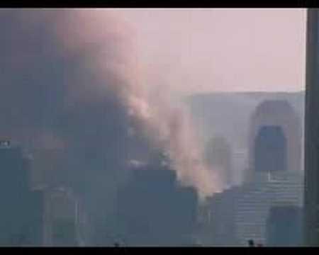 WTC building 7  footage 4
