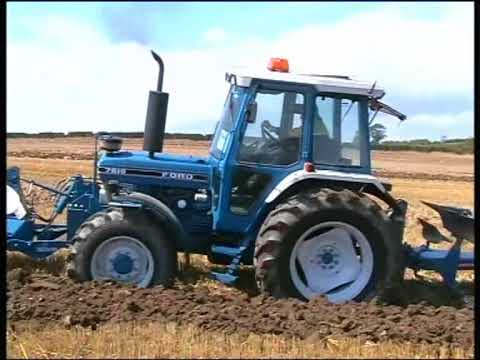 Push Pull Ploughing Part 2