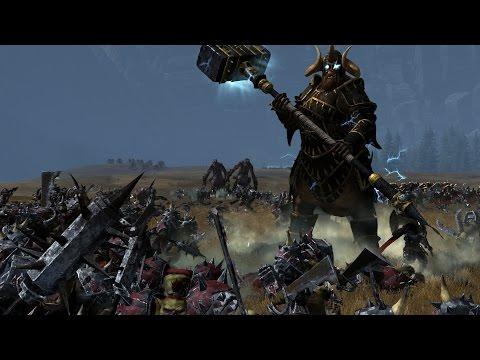 Total War WARHAMMER | Estrategias con el Caos
