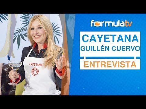 Cayetana Guillén Cuervo confiesa que le costó cambiar la imagen que generó de ella Silvia Abril