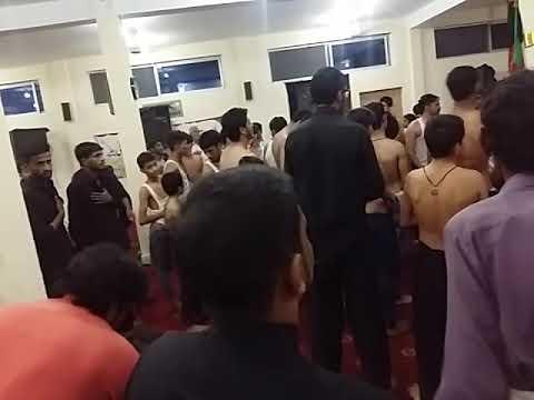 Matmi Sangat Koral | 19 muharam matamdari at Haidri imam barga Koral Islamabad