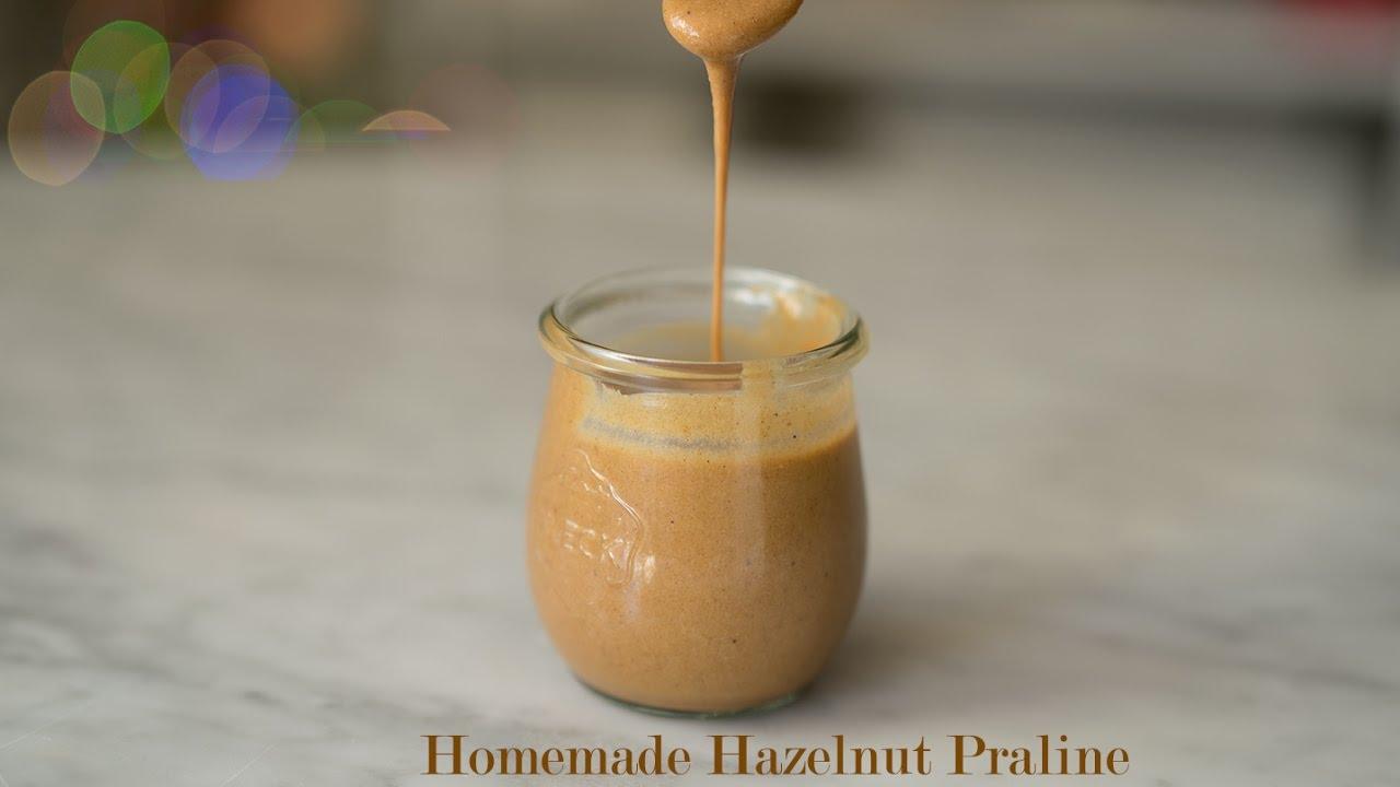 Как сделать крем из ореха