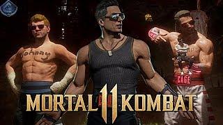 Mortal Kombat 11 Online - HILARIOUS JOHNNY CAGE BRUTALITY!