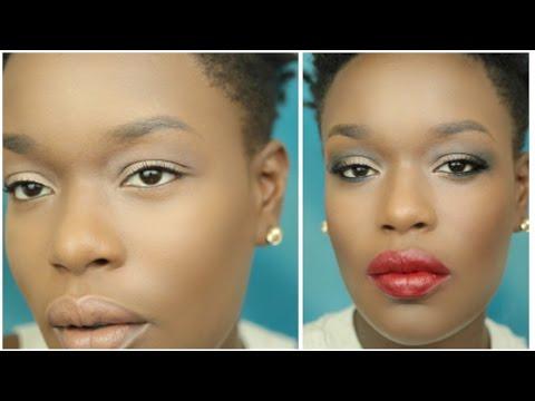 Day to Night Makeup DRUGSTORE MUA Academy